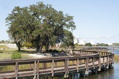 Riverfront Park Royalty Free Stock Image