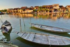 riverfront Punkt interst w Wietnam Wietnam obrazy royalty free