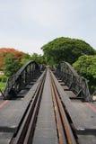Riverkwai bro Royaltyfri Fotografi