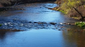 Riverscape Zdjęcia Royalty Free