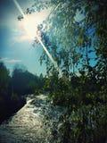 riverside стоковая фотография rf