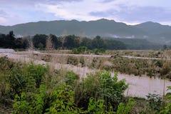 riverside стоковое изображение rf