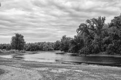 riverside Стоковое фото RF