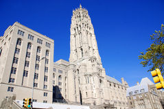 Riverside Church Royalty Free Stock Images