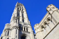 Riverside Church in the City of New York Royalty Free Stock Photos