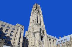 Riverside Church in the City of New York Royalty Free Stock Photo