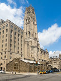 The Riverside Church in New York City Royalty Free Stock Photography