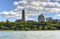 Riverside Church - New York Stock Image