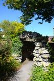 Riverside gardens, Bakewell Royalty Free Stock Photo