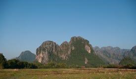 Riverside of the Mekong. Luang Prabang, Laos Royalty Free Stock Image