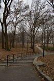 Riverside Park in Fall Royalty Free Stock Images