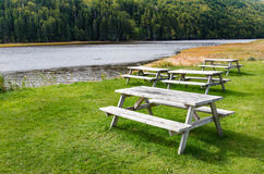Riverside Recreational Area Stock Images