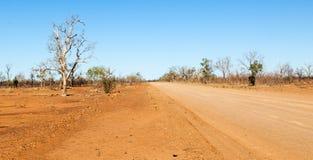 Riversleigh daleko w odludziu Queensland fotografia stock