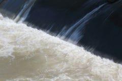 Rivertin vatten arkivfoton