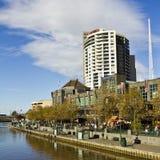 Riverwalk Royalty Free Stock Photo