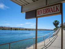 Riverwalk, Laughlin, Nevada Royalty Free Stock Photos