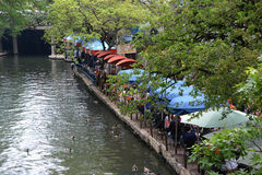 Riverwalk 2 Stock Photography