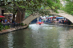 Riverwalk 3 Royalty Free Stock Photo