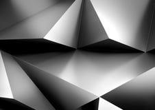 RIVESTIMENTO ASTRATTO del METALLO del FONDO 3D illustrazione vettoriale