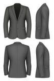 Rivestimento convenzionale dei vestiti per gli uomini illustrazione di stock