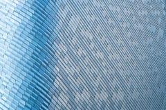 Rivestimento di alluminio Fotografie Stock Libere da Diritti