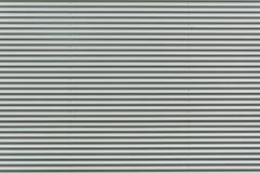 Rivestimento di alluminio moderno della parete Immagine Stock Libera da Diritti