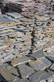 Rivestimento di pietra Fotografie Stock