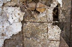 Rivestimento di pietra di struttura Immagine Stock