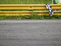 Rivestimento di una corsa? fotografie stock