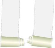 rivet papper Fotografering för Bildbyråer