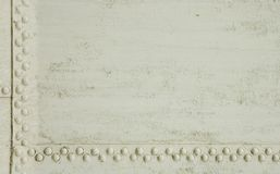 Riveted grunge background Royalty Free Stock Image