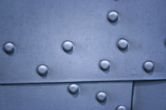 Rivets Stock Photography
