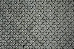 Rivets de fond en métal Images stock