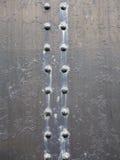 Rivets lourds d'acier Images stock