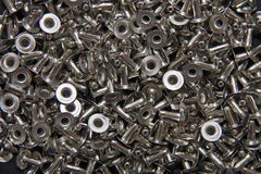 Rivets Stock Image