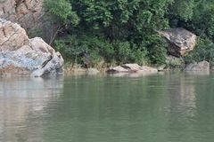 Rivière Photographie stock libre de droits