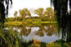 Rivière Afrique du Sud de Vaal Photo stock