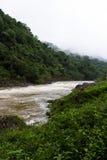 Rivière Belize de Macal Photo libre de droits