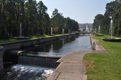 Rivière côtière Photo stock