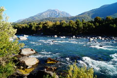 Rivière cachée Photos libres de droits