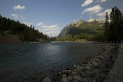 Rivière d'arc Images stock