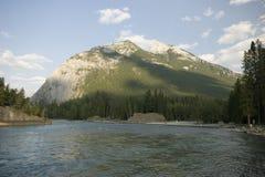 Rivière d'arc Photo libre de droits