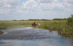 Rivière d'herbe Images libres de droits