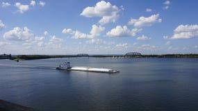 Rivière d'Ohaio Image libre de droits