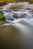 Rivière d'Uslava Photographie stock libre de droits