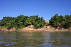 Rivière d'Usumacinta photos libres de droits