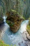 Rivière dans Banff Image libre de droits