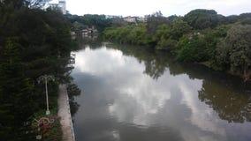 Rivière dans Habana Photographie stock