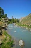 Rivière dans les montagnes Photos libres de droits
