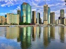 Rivière de Brisbane Image stock